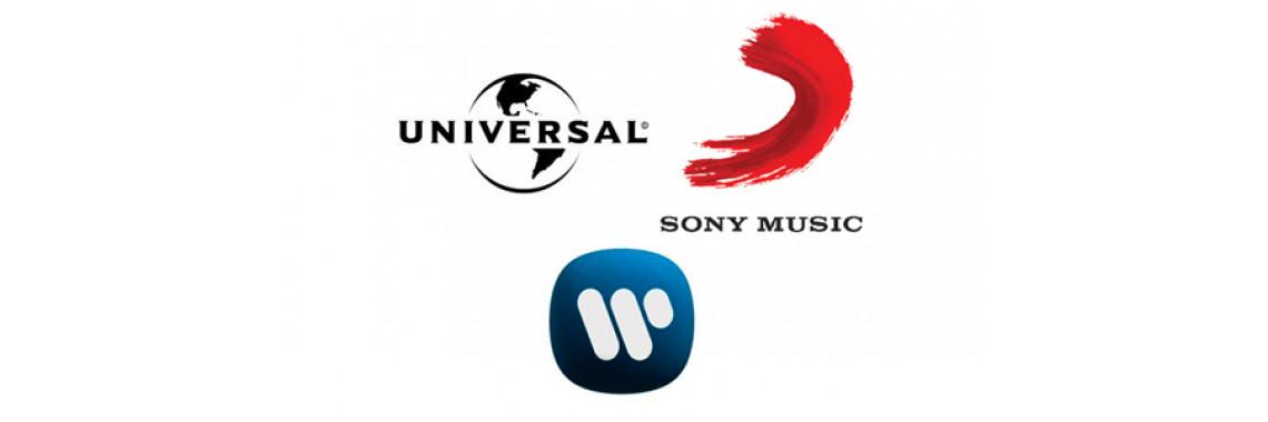 Sony Warner Universal