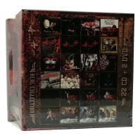 Алиса - Real Collection собрание альбомов (22 CD + 2 DVD + Bonus CD) 1984-2008