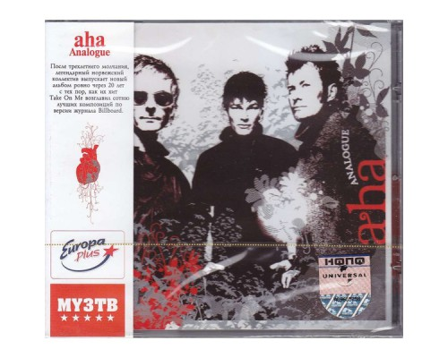 A-ha – Analogue