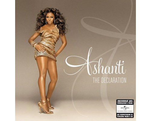 Ashanti ‎– The Declaration