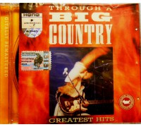 Big Country ‎– Through A Big Country - Greatest Hits