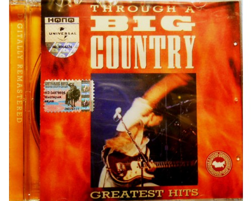 Big Country – Through A Big Country - Greatest Hits