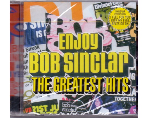 Bob Sinclar – Enjoy