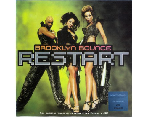 Brooklyn Bounce ‎– Restart