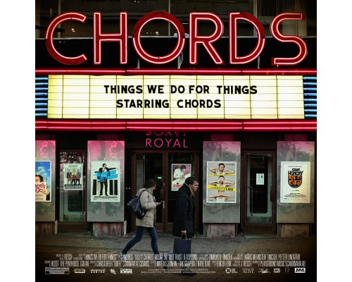 Chords ‎– Things We Do For Things