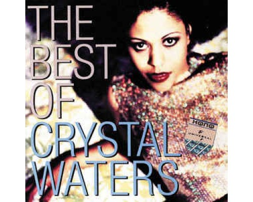 Crystal Waters ‎– The Best Of Crystal Waters