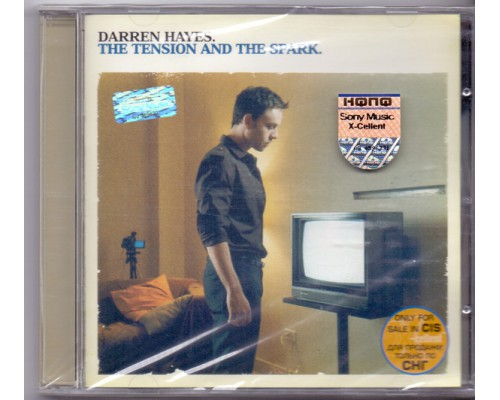 Darren Hayes – The Tension And The Spark