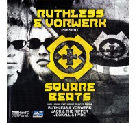 DJ Ruthless & Vorwerk ‎– Square Beats