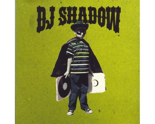 DJ Shadow ‎– The Outsider