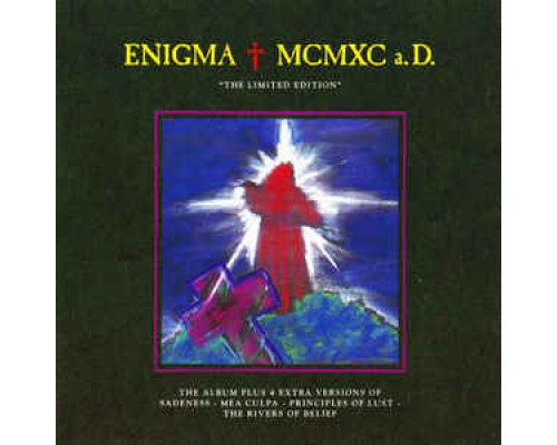 Enigma ‎– MCMXC a.D. The Limited Edition