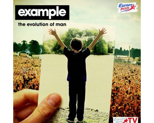 Example – The Evolution Of Man