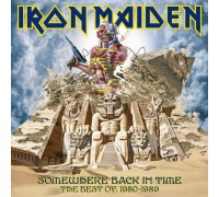 Iron Maiden ‎– Somewhere Back In Time - The Best Of 1980-1989
