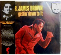 James Brown ‎– Gettin' Down To It