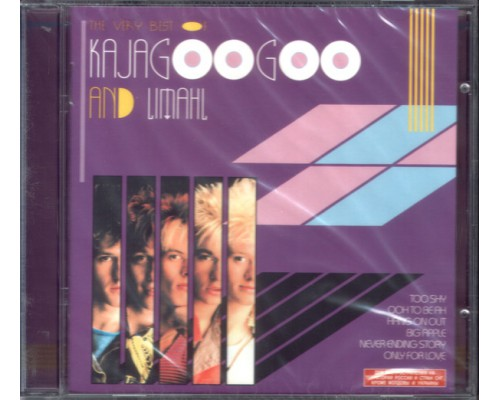 Kajagoogoo And Limahl ‎– The Very Best Of Kajagoogoo And Limahl