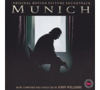 John Williams ‎– Munich Original Motion Picture Soundtrack