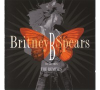Britney Spears ‎– B In The Mix - The Remixes