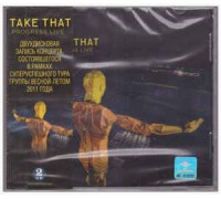 Take That ‎– Progress Live