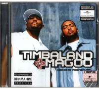 Timbaland & Magoo ‎– Indecent Proposal