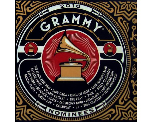 Various Artists (Сборник) - 2010 Grammy Nominees