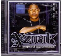 Xzibit ‎– Weapons Of Mass Destruction