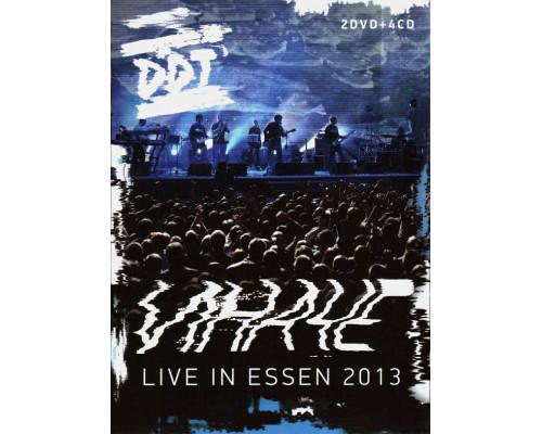 ДДТ – Иначе. Live In Essen 2013 (2 DVD + 4 CD)