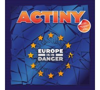 Actiny ‎– Europe Is In Danger LP