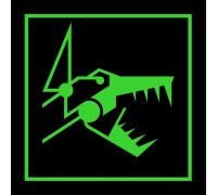 Дельфин (Механический Пёс) – Температура Горения Бумаги (Coloured Vinyl) LP