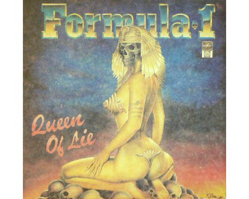 Formula-1 – Queen Of Lie LP