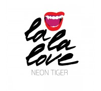 Neon Tiger ‎– La La Love (Limited Edition) LP