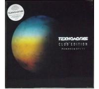 Технология – Club Edition. Ремиксы 07>11 (Желтый винил) LP