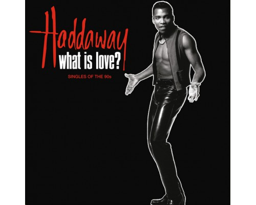 Haddaway – What Is Love? The Singles of the 90s (Limited Edition) LP