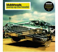 Klubbheads ‎– Pump Up The Heads! (Limited Edition, LP BLACK + CD) LP