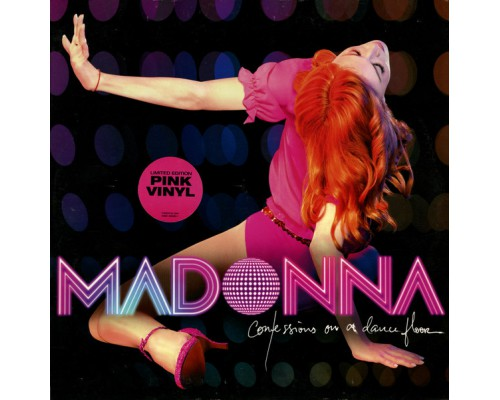 Madonna – Confessions On A Dance Floor (Limited Edition, Pink Vinyl) 2LP