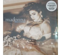 Madonna ‎– Like A Virgin (Limited Edition) (Crystal Clear Vinyl) LP