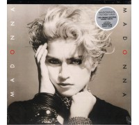 Madonna ‎– Madonna (Limited Edition) (Crystal Clear Vinyl) LP