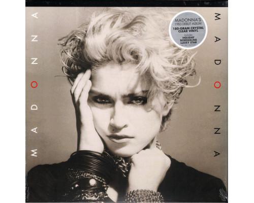 Madonna – Madonna (Limited Edition) (Crystal Clear Vinyl) LP