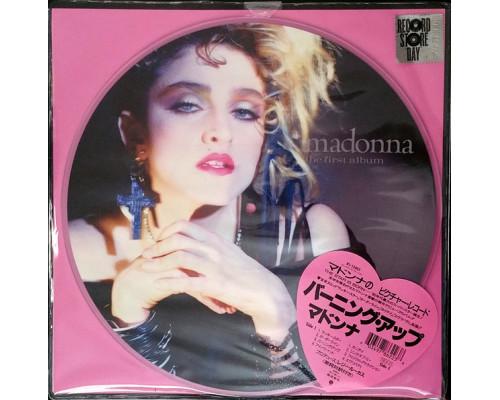 Madonna – The First Album LP