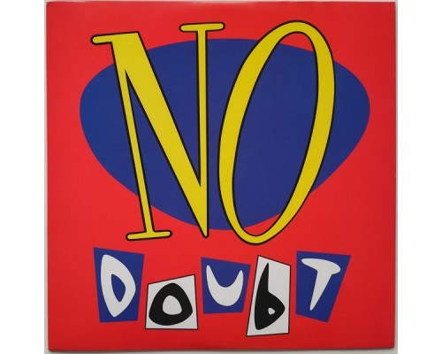No Doubt ‎– No Doubt LP