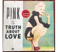 P!nk ‎– The Truth About Love (Limited Edition) 2LP